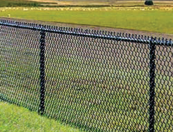 Columbus Indiana chain link fence